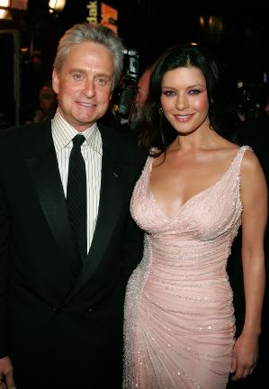 Michael Douglas Fights Throat Cancer With Chemo