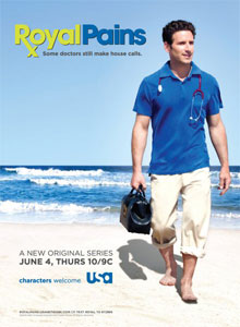 "Concierge Medicine Rates on ""Royal Pains"""