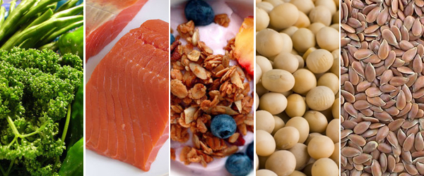 Five foods that are great for your heart