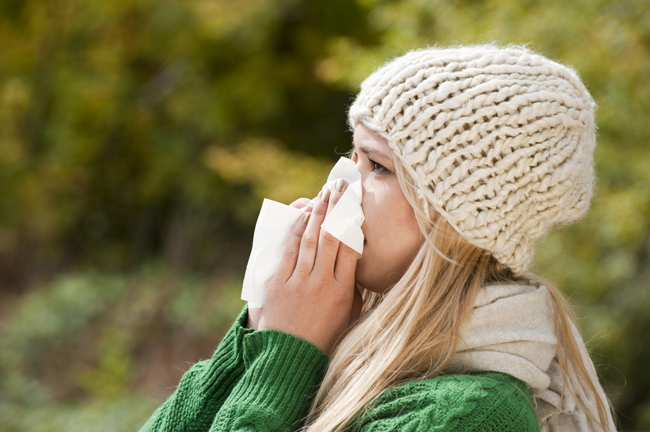 How to Keep your Immune System Healthy During Flu Season