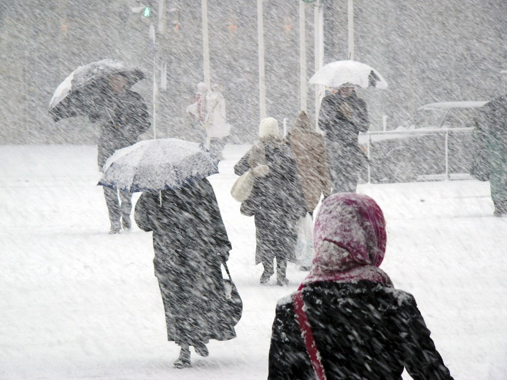 How Cold Weather Affects your Body