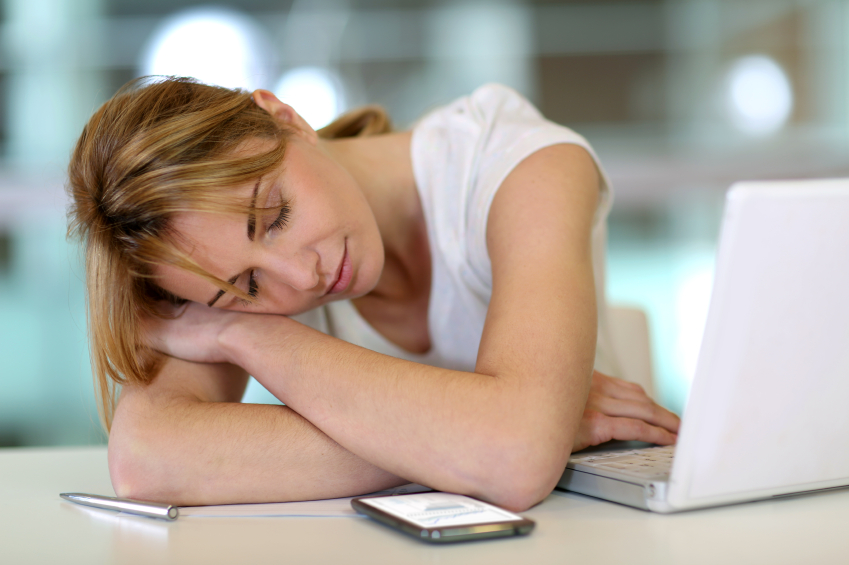 How to Banish Afternoon Tiredness