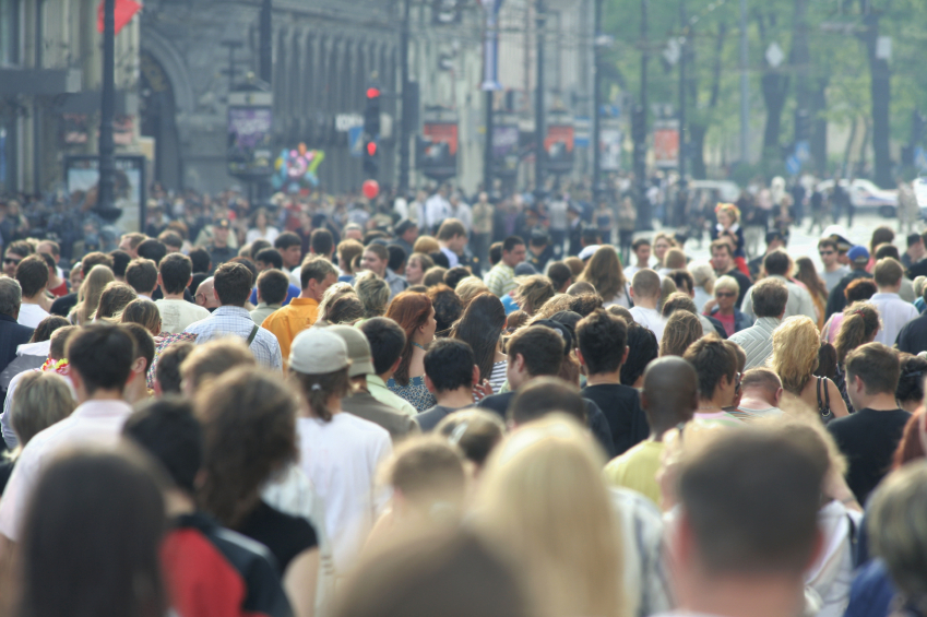 the problem big and crowded cities facee