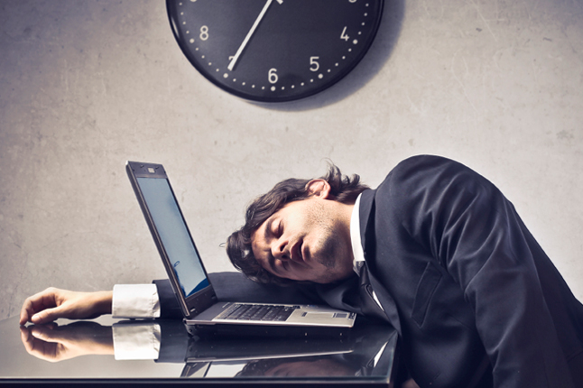 Can't Sleep? It Could be Because of Where you Sit at Work
