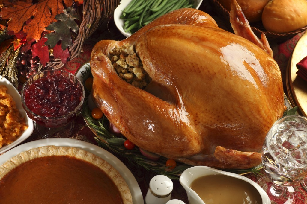 Thanksgiving Dinner: Now Coming with a Side of Health & Wellness