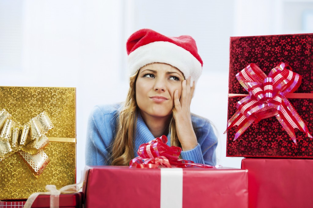 Holiday Season Got You 'SAD'? The Answer May Be To Lighten Up