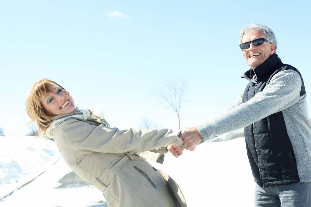 Ways to Beat that Winter Weather Together!