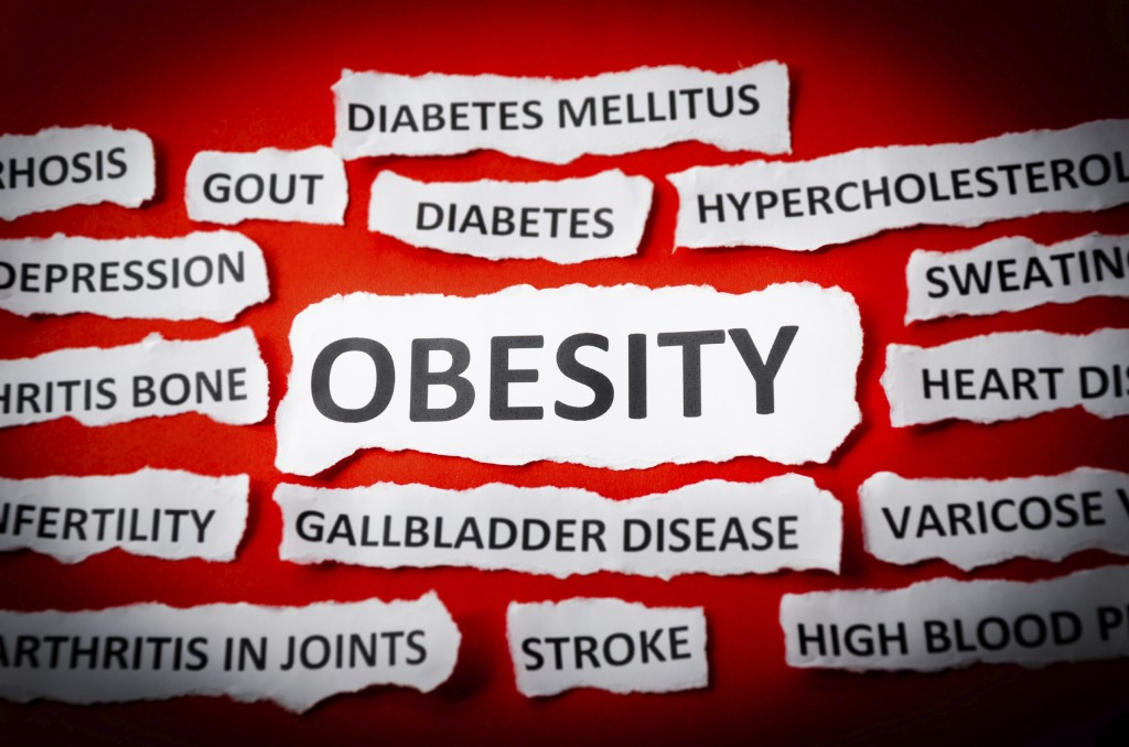 Headlines obesity, heart disease, High blood pressure, diabetes, gout etc