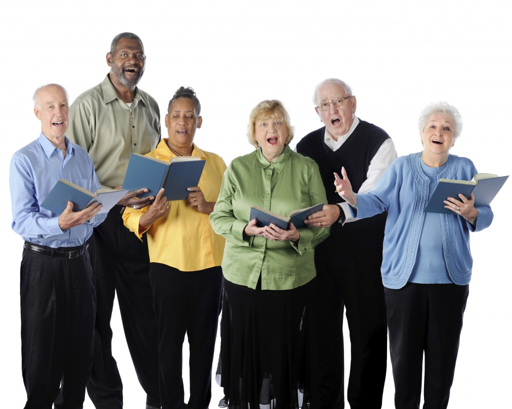 Fa La La La La! New Study Says Singing Benefits Early Dementia