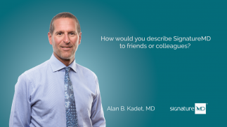 How would you describe SignatureMD?