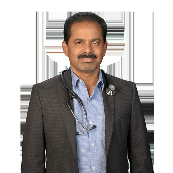 Anilkumar Pillai, MD