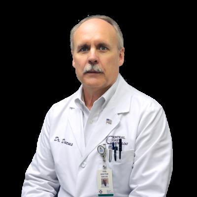 James D. Dacus, MD