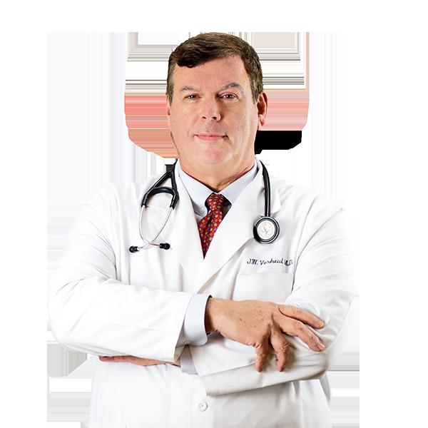 John W. Verheul, MD, MPH