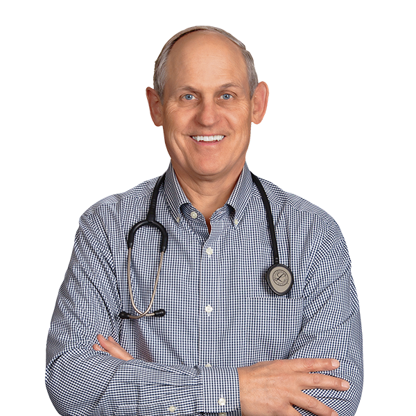Dwight Korgan, MD - Portrait