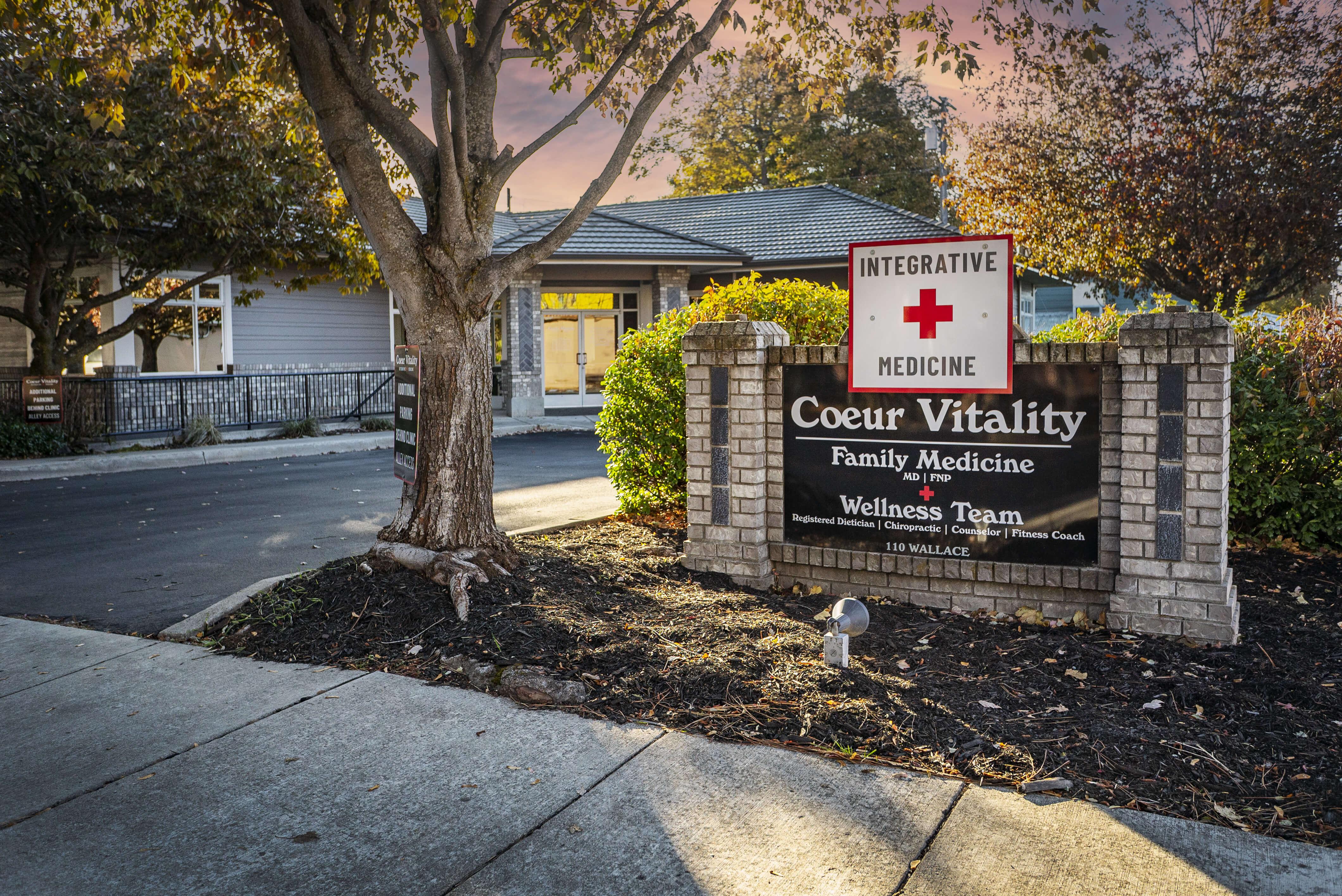 Coeur Vitality Office