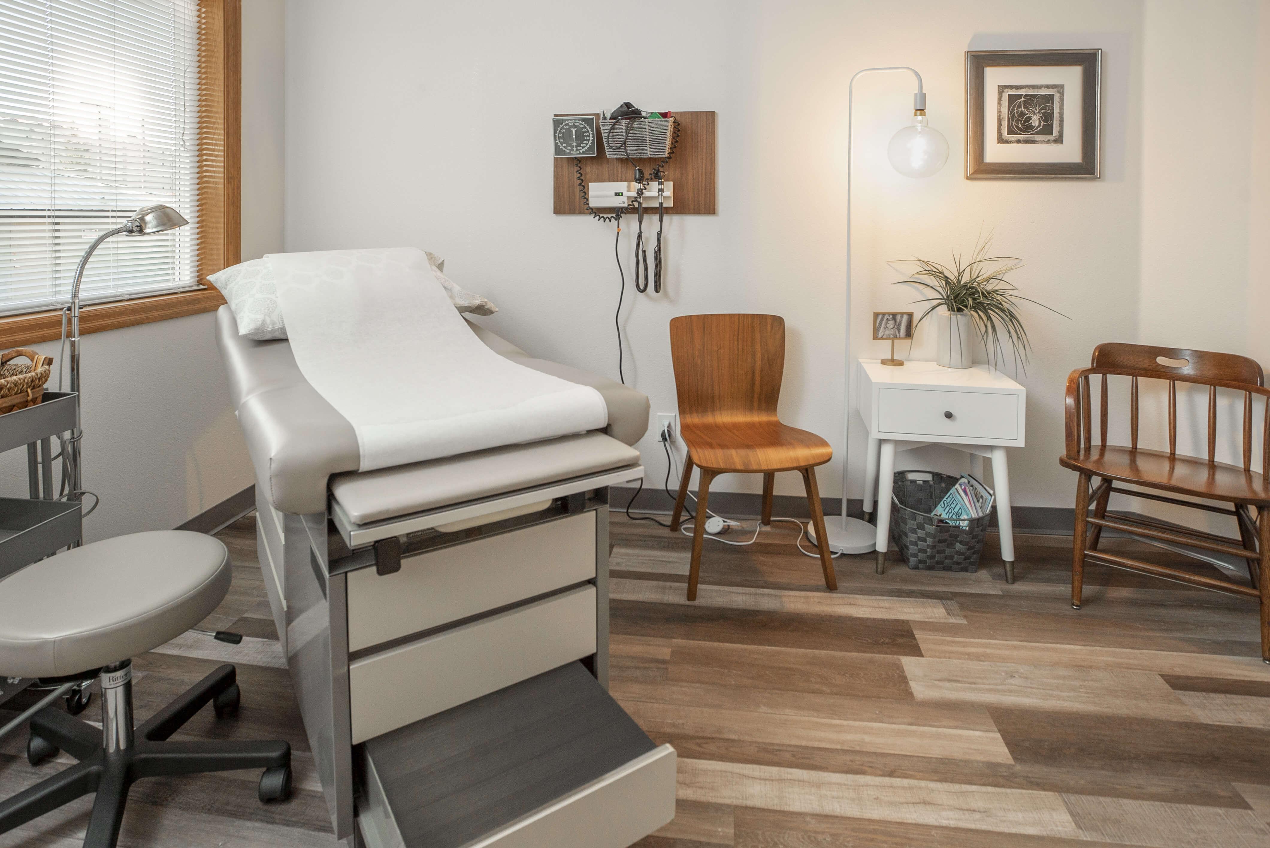 Coeur Vitality Patient Room 2