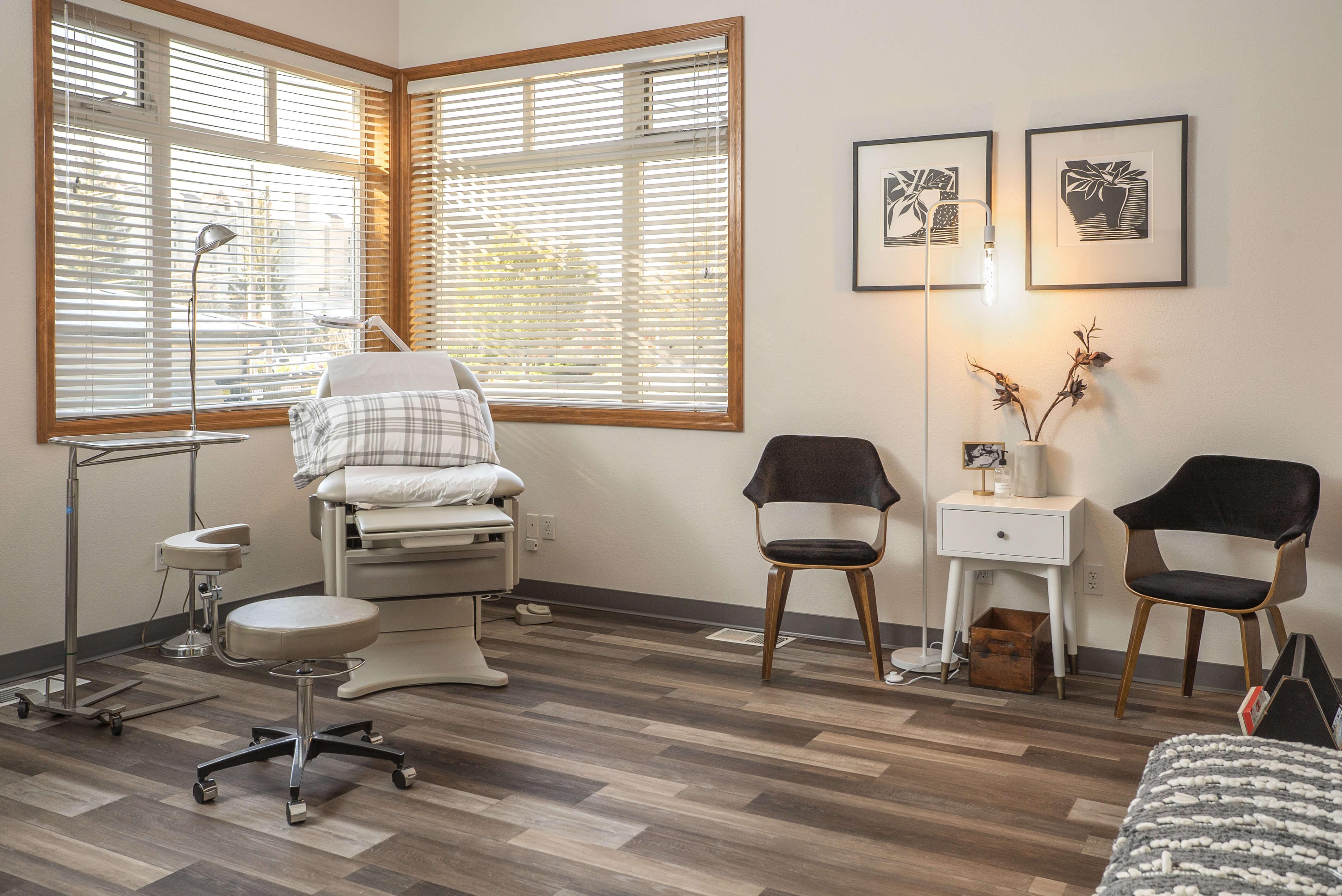 Coeur Vitality Patient Room 3