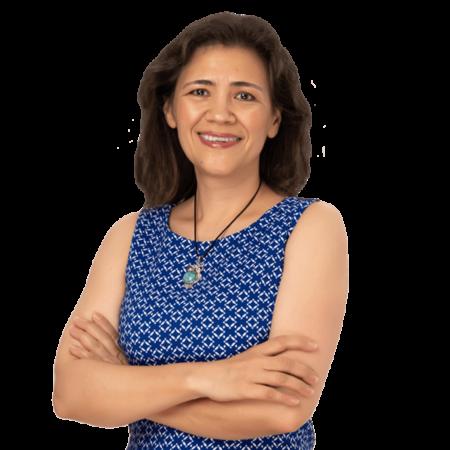 Dr Nalia Goldenberg - Portrait