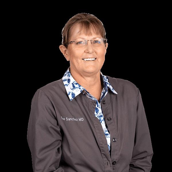 Dr. Sue Sanchez