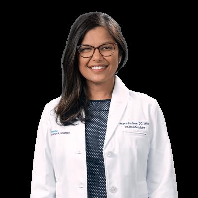 Dr. Meena Andrew