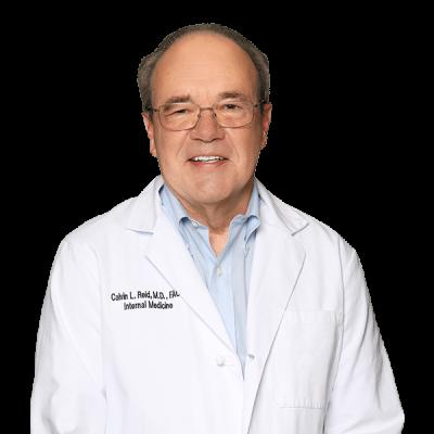 Dr. Calvin Reid