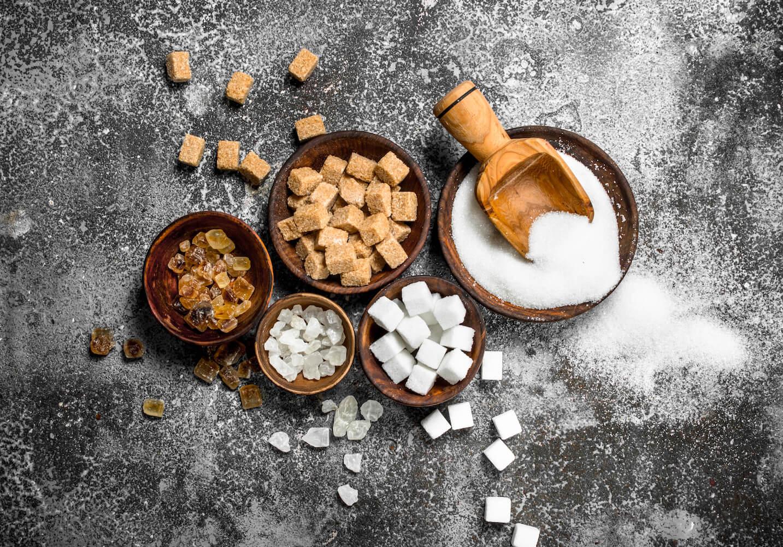 Varieties of sugar